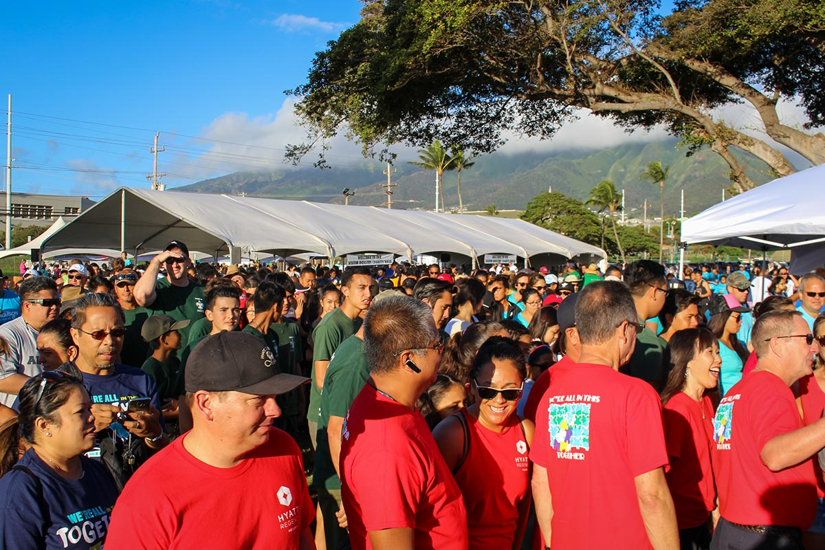 Molokai Charity Walk 2018 / Maui Hotel & Lodging Associaton