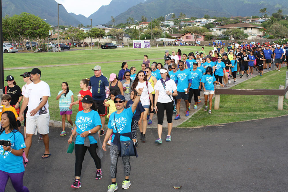 Molokai Charity Walk 2017 / Maui Hotel & Lodging Associaton