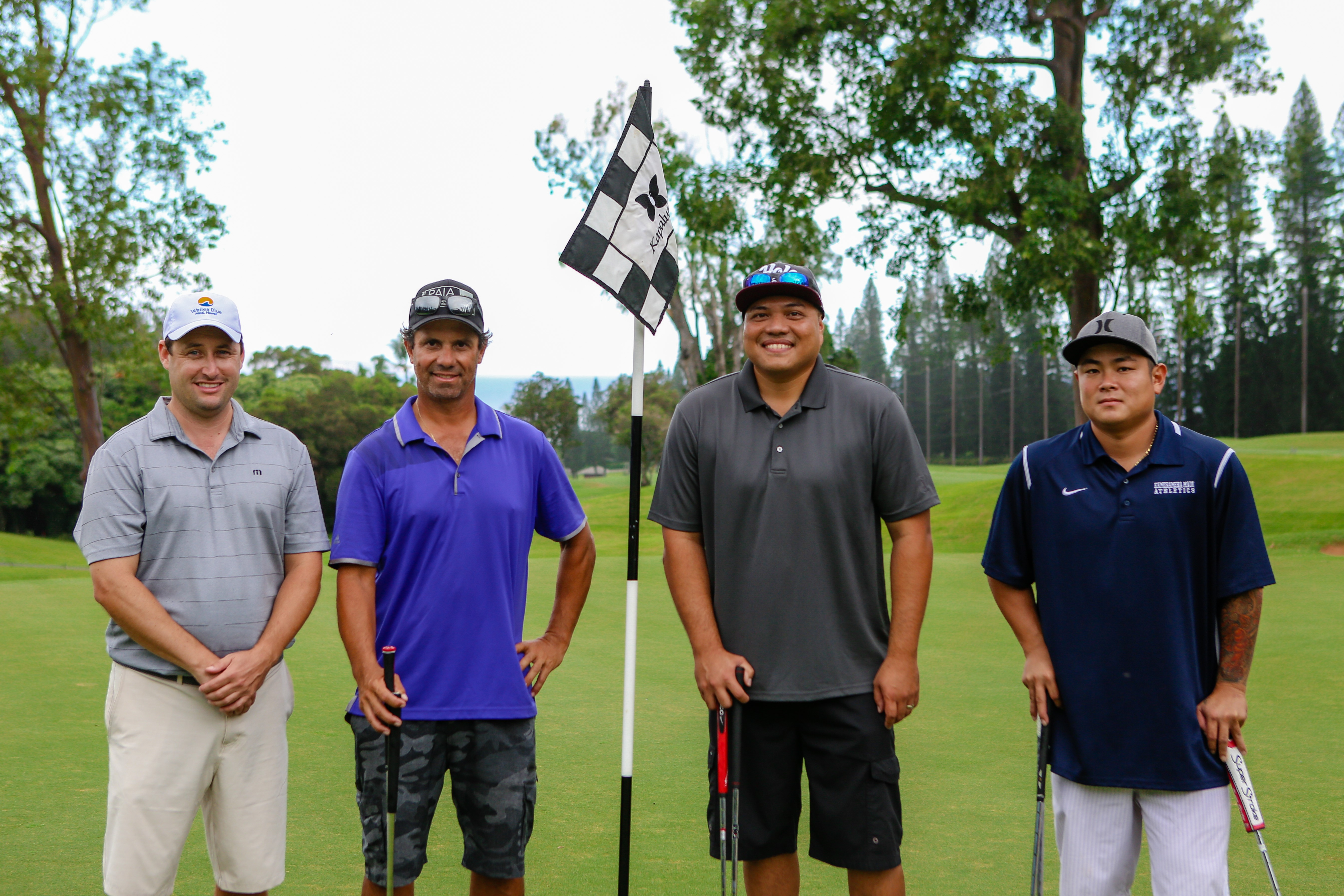 22nd experience in education golf tournament winners